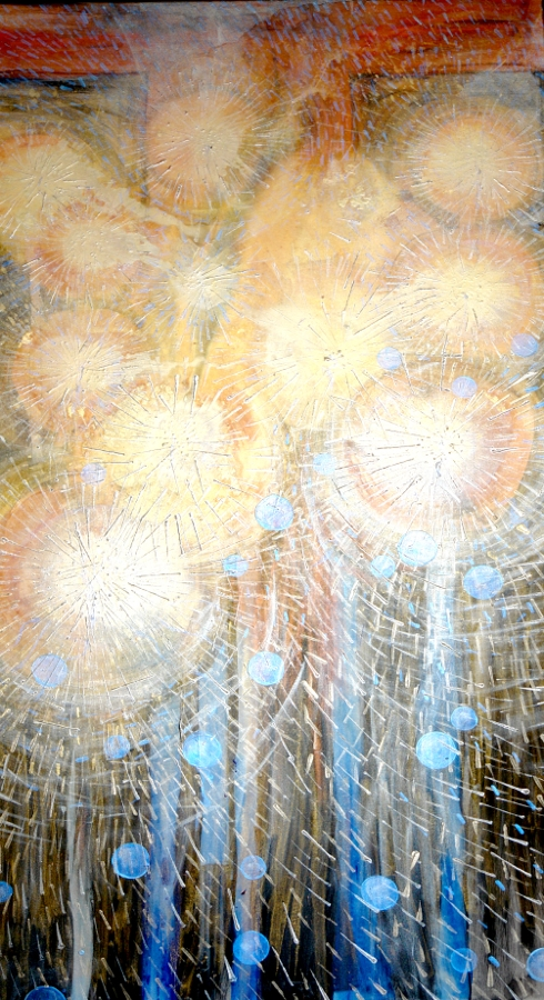 angelica_sotiriou_painting_fine_art_abstract_surreal_spiritual_contemplative_orthodoxchristian_los_angeles_san_pedro_ucla_csulb_enlighten_my_darkness_900