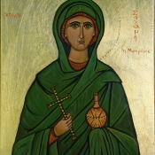 Saint Salome, Angelica Sotiriou, 2014