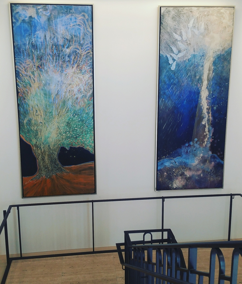 A.Sotiriou, StKatherine GOC Installation 2018
