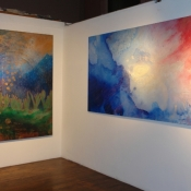 """Awaiting Grace"" and ""Song of Songs"" in the Loft 2 Gallery"