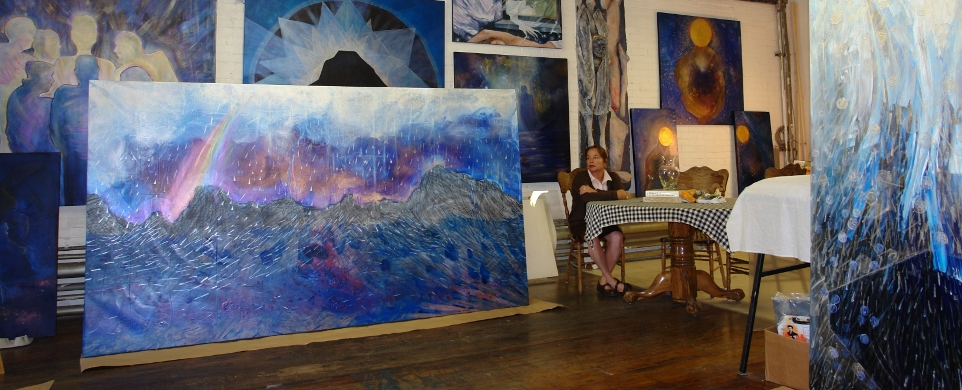 Paintings In Situ